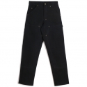 Stan Ray 0130 Double Knee Carpenter Pants Black Duck