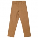 "Stan Ray 1170 Double Knee Carpenter Pants ""Brown Duck"""