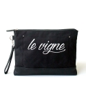 SEWREAL LE VIGNE MINI BAG & CLUTCH 2WAY BAG BLACK