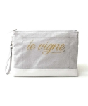 소우리얼(SEWREAL) SEWREAL LE VIGNE MINI BAG & CLUTCH 2WAY BAG WHITE