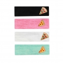런디에스(RUNDS) RUNDS pizza hairband (4color)
