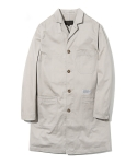 유니폼브릿지(UNIFORM BRIDGE) cotton shop coat beige