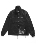 어반스터프(URBANSTOFF) USF COTTON COACH JACKET BLK