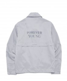 F.Y COACH JACKET gray