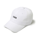 옐로우스톤(YELLOWSTONE) BALL CAP 1988 - YS7001WH /WHITE