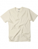 아웃스탠딩(OUTSTANDING) CREWNECK POCKET TEE [OATMEAL]