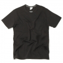 아웃스탠딩(OUTSTANDING) CREWNECK POCKET TEE [BLACK]