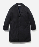 커버낫(covernat) CHESTERFIELD COAT BLACK