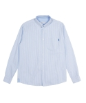 어반디타입(URBANDTYPE) Detail Stripe Shirts_CL049