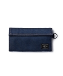 헤드포터(HEAD PORTER) INDIGO WALLET L