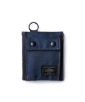 헤드포터(HEAD PORTER) INDIGO WALLET S