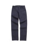 "British Fatigue Pants ""Linen Denim"""