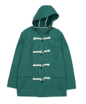 그라운드워크() COTTON DUFFLE JACKET IN GREEN