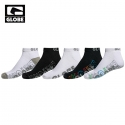 글로브(GLOBE) [GLOBE] CALVIN ANKLE SOCK 5 PACK (ASSORTED)