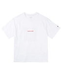 레이어 유니온(LAYER UNION) TROPHY KIDS S/S TEE WHITE