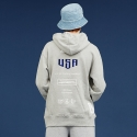 사이언티스트(SCIENTIST) COLD WAR HOODIE (gray)