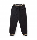 브라운브레스(BROWNBREATH) B NYLON JOGGER PANTS BLACK