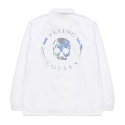 플라잉 커핀(FLYING COFFIN) HOLOFOIL JACKET (WHITE)