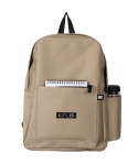 베이직코튼(BASIC COTTON) life schoolbag - beige