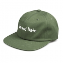 비블랙(BEBLACK) LOVE AND HATE 6 PANEL KHAKI