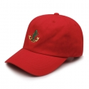 비블랙(BEBLACK) CACUTS BALLCAP RED
