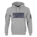 Knit Hooded Pullover - Lineage (Speckle Grey)