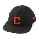 크룩스앤캐슬(CROOKS & CASTLES) Woven Strapback Cap - Crooks L.A. (Black)