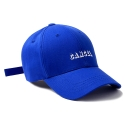 슈퍼비젼() CANCEL BALL CAP BLUE - [MU]