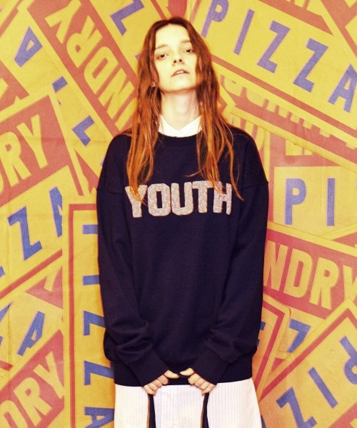 클리프웨어_YOUTH SWEATSHIRTS