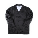S.P.K Coach Jacket Black