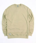 언커먼 팩터스(uncommonfactors) RAW EDGE CUT N SEWN SWEATSHIRT