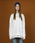 리우(LIEU) Layered MTM [WHITE]