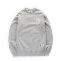 본챔스(BORN CHAMPS) BCHMPS 08 CREWNECK GRAY