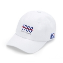 본챔스(BORN CHAMPS) BC 1988 BALL CAP WHITE