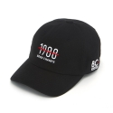본챔스(BORN CHAMPS) BC 1988 BALL CAP BLACK