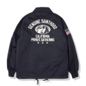 SP CALIF COACH JKT-NAVY