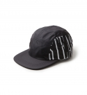 브라운브레스(BROWNBREATH) STEADY NYLON CAMP CAP BLACK