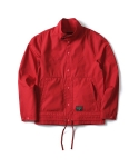 리타(LEATA) Utility harrington jacket red