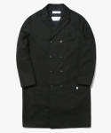 디스이즈네버댓(THISISNEVERTHAT) DOUBLE COAT BLACK