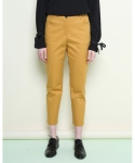 로에일(LOEIL) Piping pants (Mustard)
