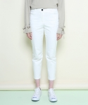 로에일(LOEIL) Piping pants (Ivory)