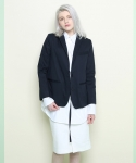 로에일(LOEIL) Rope jacket (Navy)