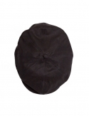 프리플(FREEPLE) newsboy CAP (black)