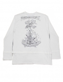 프리플(FREEPLE) NOW t-shirt (white)