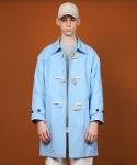 리우() Duffle Coat [SKY BLUE]