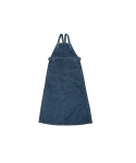 스웰맙(SWELLMOB) Swellmob women apron overall-denim-