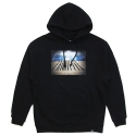 프리미티브(PRIMITIVE) 16 SP PRIMITIVE CARAVAN HOODIE BLACK