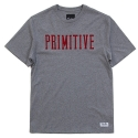 16 SP PRIMITIVE CAMPUS TEE ATHLETIC HEATHER