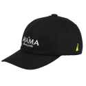 킹포에틱(KING POETIC) [킹포에틱] KING POETIC BALL CAP MAMA 005 (BLACK)