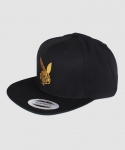 퍽트(FUCT) [퍽트] FUCT / DEATH BUNNY SNAP BACK / BLACK/GOLD